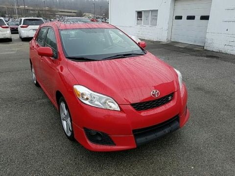 Pre-Owned 2009 Toyota Matrix S 4WD wagon