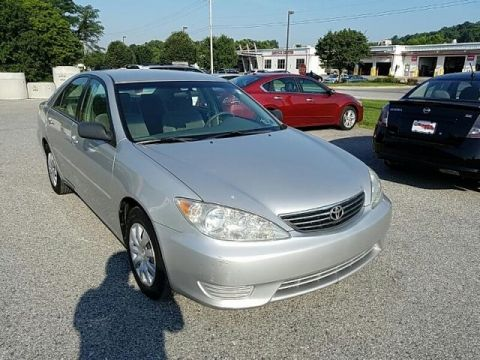 Pre-Owned 2006 Toyota Camry 4DR SDN STD AUTO FRONT WHEEL DRIVE sedan
