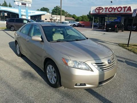 Pre-Owned 2007 Toyota Camry XLE FRONT WHEEL DRIVE sedan