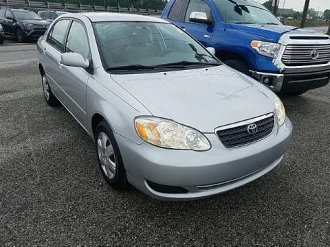 Pre-Owned 2005 Toyota Corolla LE FRONT WHEEL DRIVE sedan
