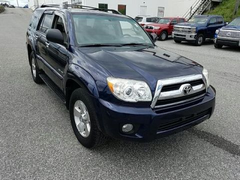 Pre-Owned 2007 Toyota 4Runner  FOUR WHEEL DRIVE suv