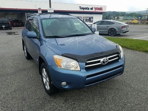 Pre-Owned 2008 Toyota RAV4 Ltd FOUR WHEEL DRIVE suv