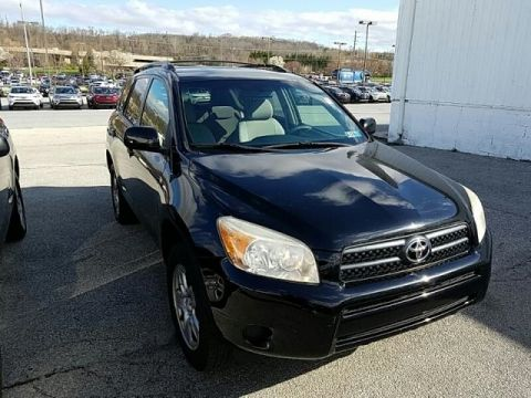 Pre-Owned 2007 Toyota RAV4  FOUR WHEEL DRIVE suv