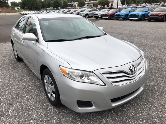 Pre-Owned 2010 Toyota Camry Base