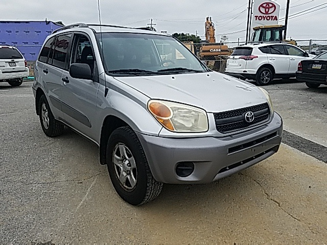 Perfect Pre Owned 2005 Toyota RAV4 Base