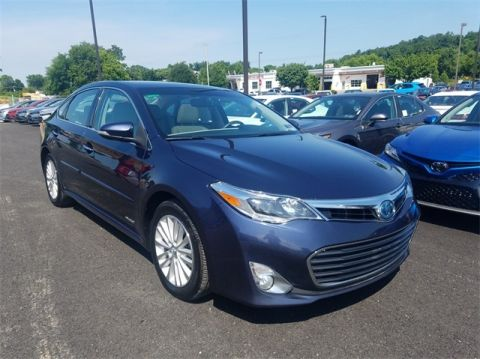 Pre-Owned 2015 Toyota Avalon Hybrid Limited FWD 4D Sedan