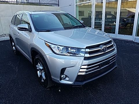 Pre-Owned 2017 Toyota Highlander Limited Platinum AWD 4D Sport Utility