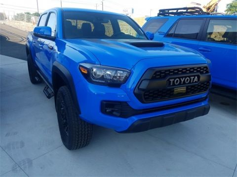 New 2019 Toyota Tacoma TRD Pro 4D Double Cab in York #T43392