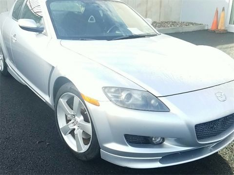Pre-Owned 2005 Mazda RX-8 Base