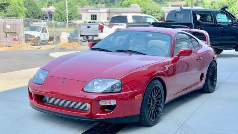 Pre-Owned 1994 Toyota Supra Turbo