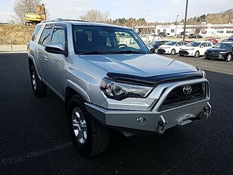 Pre-Owned 2015 Toyota 4Runner SR5 4WD 4D Sport Utility
