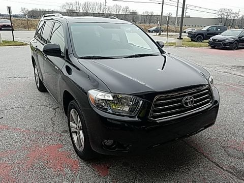 Pre-Owned 2008 Toyota Highlander Sport AWD 4D Sport Utility